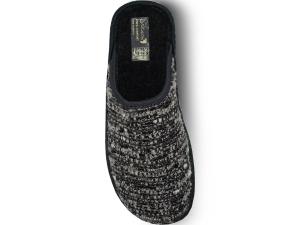 Papuče Spalatina 5545 Crna
