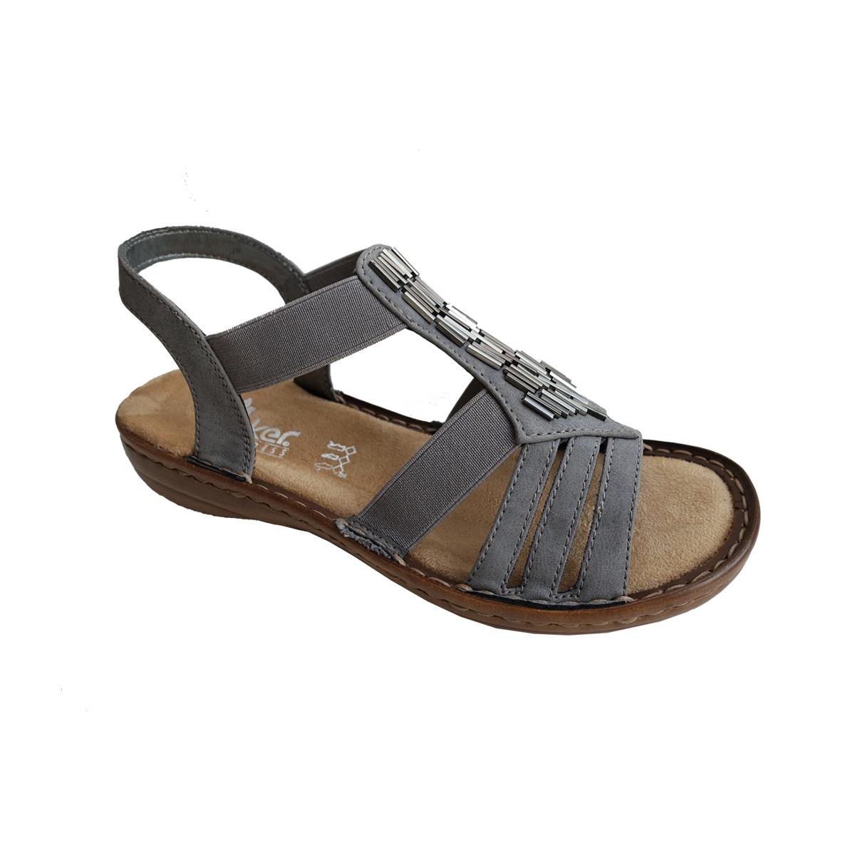 6077c848a48d Rieker 60800-42 - Ženske sandale - Obuća Kundid - saznajte više